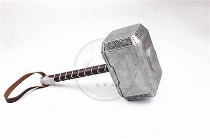 Foam Thor Props Marvel Hammer Toy Mjolnir