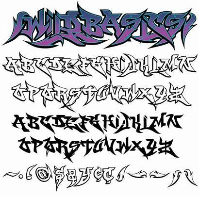 Graffiti Wild Fonts Font 1080 Basics