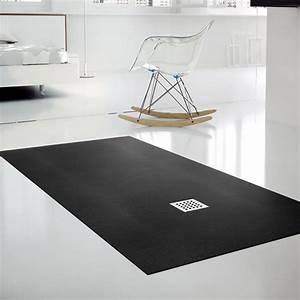 Bac De Douche Sur Mesure : receveur de douche sur mesure extra plat en pierre ~ Melissatoandfro.com Idées de Décoration