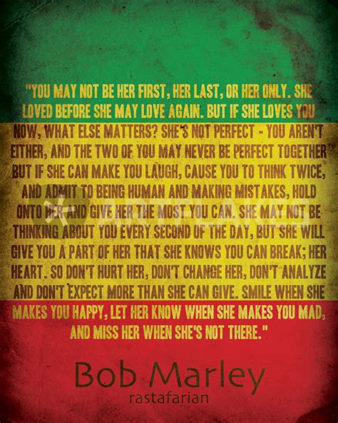 Rastafarian Quotes For A Birthday