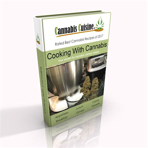 ebook cuisine cooking with cannabis recipe ebook cannabis cuisine