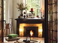 fireplace mantel decorating ideas 40 Christmas Fireplace Mantel Decoration Ideas