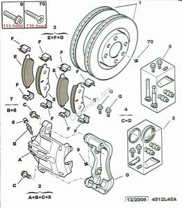 Content    C4 Articles    Citro U00ebn C4 Front Brake Pad And