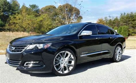 2019 Chevy Impala Review And Price Rumors