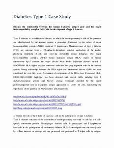 Type 2 diabetes essay guidelines to writing a research proposal type ...