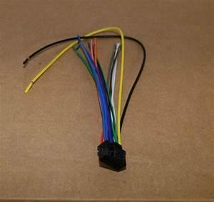 New Wire Harness For Alpine Cda