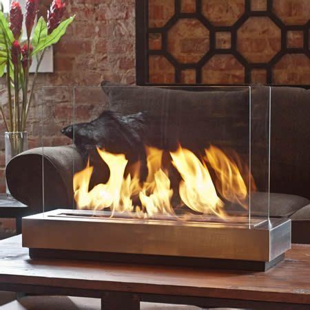 brasa preston ethanol tabletop fireplace ethanol