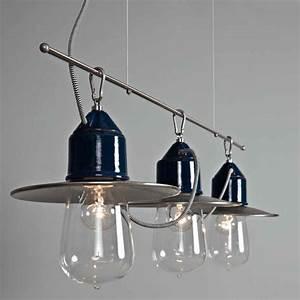 Luminaire Suspension Atelier