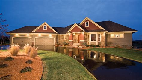 5 Bedroom Home Designs : 4 Bedroom Ranch House Plans 5 Bedroom Ranch Home Designs