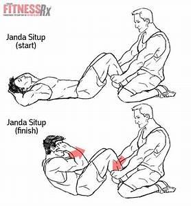 Janda Situps For A Better, Safer Ab Workout | FitnessRX ...