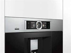 Einbau Kaffeevollautomat Bosch : bosch ctl636es6 einbau espresso kaffeevollautomat edelstahl ~ Buech-reservation.com Haus und Dekorationen