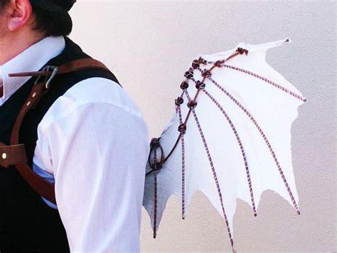 Da Vinci Ornithopter Wings Steampunk Costume Piece