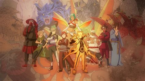 Naruto Shippuden Fonds D'écran Hd