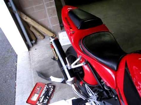2002 Honda Cbr F4i Straight Piped Doovi
