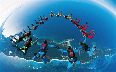 sky dive wallpapers skydiving