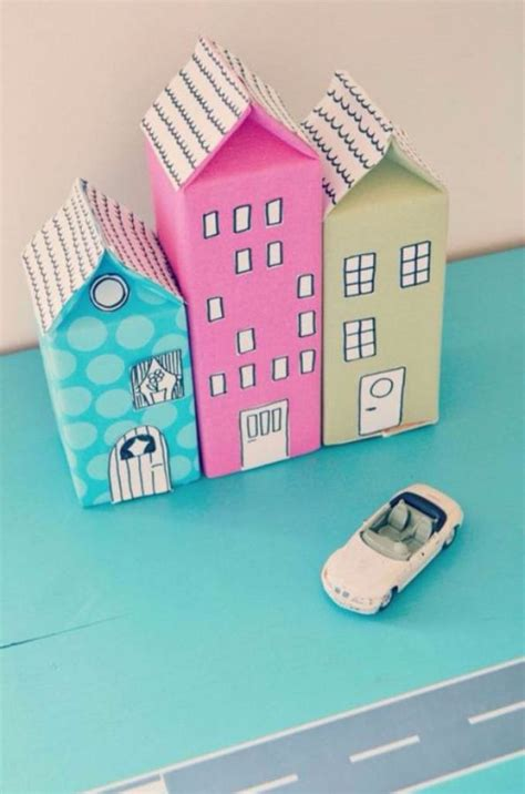 easy crafts   recycled materials family