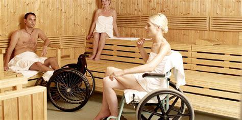 mit erkältung in die sauna mit dem rollstuhl in die sauna allgemeine hotel und gastronomie zeitung