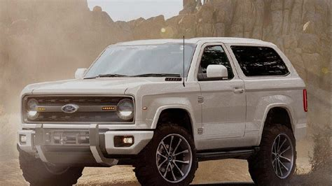 ford bronco leaks exotic auto youtube