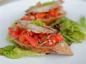 Filet De Sardine : crostini aux filets de sardines grill es la plancha ~ Nature-et-papiers.com Idées de Décoration