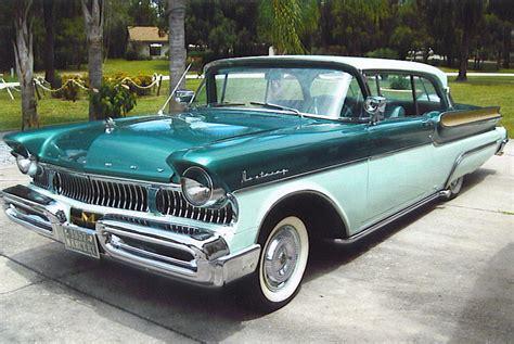 1957 Mercury Monterey - Information and photos - MOMENTcar
