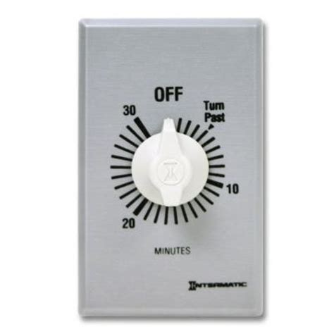 Intermatic Ff Series 10 Amp 30minute Commercial Autooff