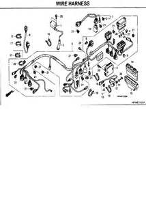 honda fourtrax ignition wiring honda image wiring honda rancher 350 starter wiring honda auto wiring diagram schematic on honda fourtrax ignition wiring
