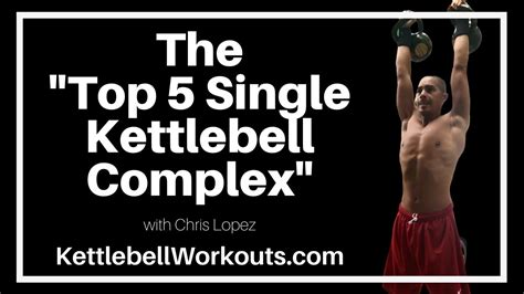 complex kettlebell