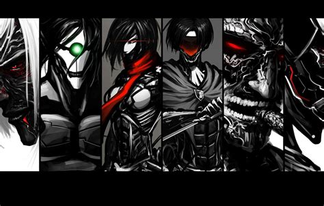 wallpaper fan art  invasion   giants shingeki