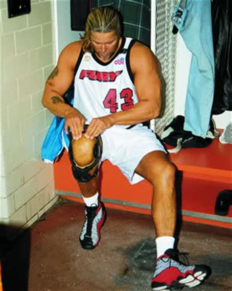 sneakermania kicks worn  wrestlers