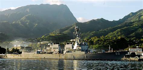 military  port  call papeete tahiti