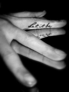 Believe tattoos, Scripts and Ring finger on Pinterest