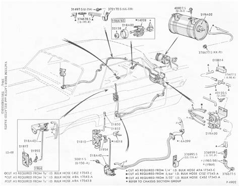 ford thunderbird shop manuals