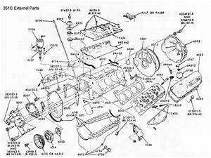 Ford Mustang 289 Engine Diagram  Ford  Free Engine Image For User Manual Download