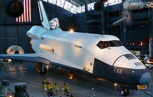 NASA Announces Space Shuttles' Final Homes | WIRED