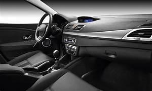 Renault Megane Coupe Interior