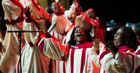 gospel choir threatened   fine  making