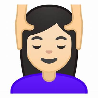 Emoji Massage Google Face Person Meaning Getting