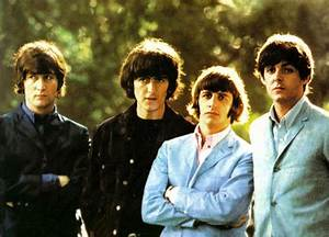 Heavenly photo of the Beatles - 60s Blog