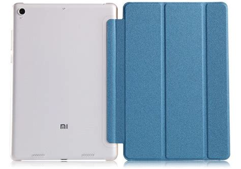 smart up sleep flip leather cover for xiaomi mi