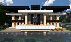 Modern Mansion World Keralis Minecraft Project - House ...