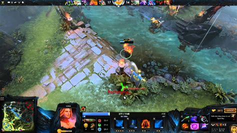 dota 2 lina gameplay dota 2 reborn gameplay lina youtube