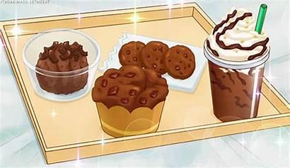 Anime Cake Dessert Yummy Itadakimasu Recipes Main