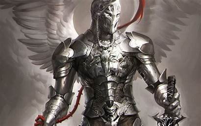 Templar Knights Background Knight Angel Wallpapers