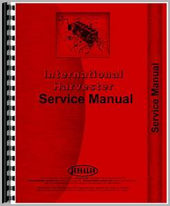 New International Harvester Dt466 Engine Service Manual