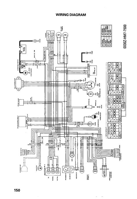 2005 Honda Trx 400ex Wiring Diagram On. 2005. Wiring