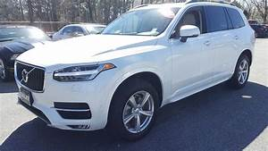 Volvo Xc90 Momentum 5 Places : 2017 volvo xc90 t5 awd momentum walkaround start up tour and overview youtube ~ Medecine-chirurgie-esthetiques.com Avis de Voitures