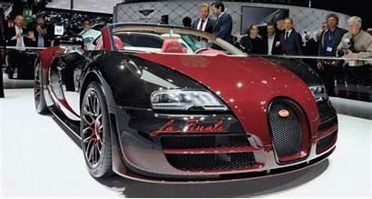 Bugatti Veyron Finale Fastest Sport Ever Signs