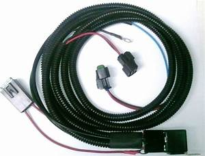 Camaro Fog Light Wiring Harness 2010 To 2012