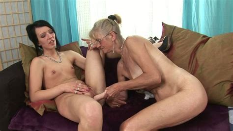 Old Woman Fucks Her Lesbian Friend With Her Sex Toy Anysex Com Video