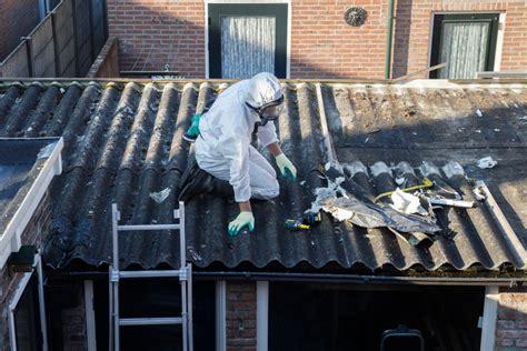 process  removing asbestos